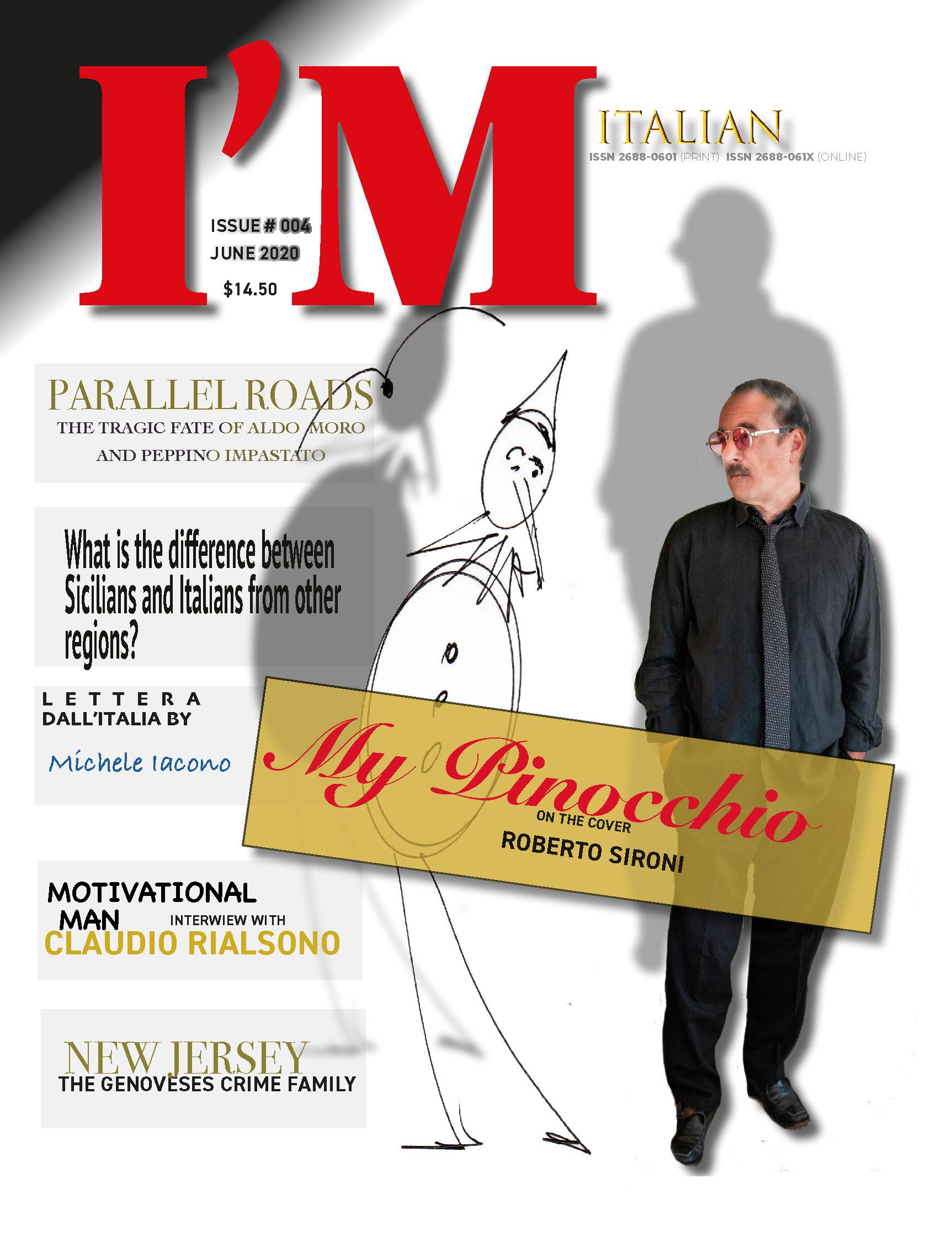 I'M Italian Magazine